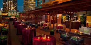Fairmont Dallas Dallas Rooftop Venue
