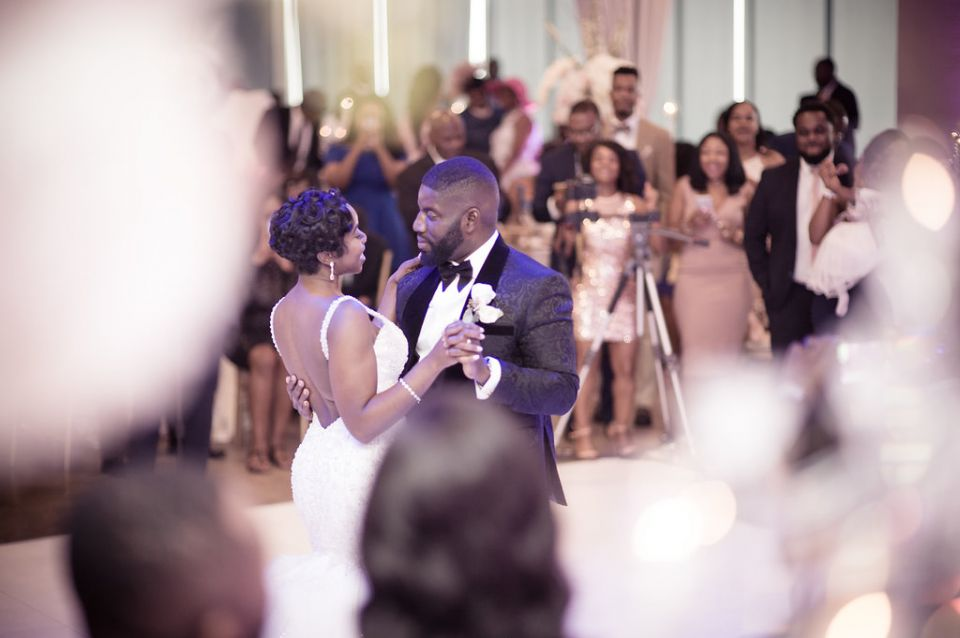Empire Room Wedding - Dallas