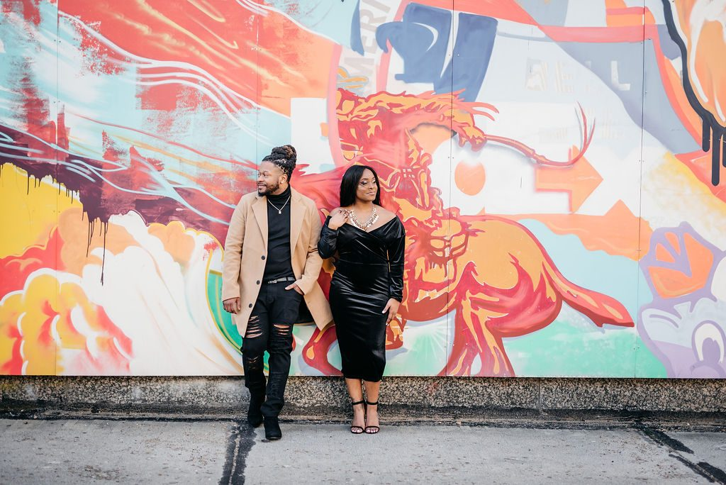 Memphis Engagement Session - Hotel Indigo 3 Dallas Wedding Photographer