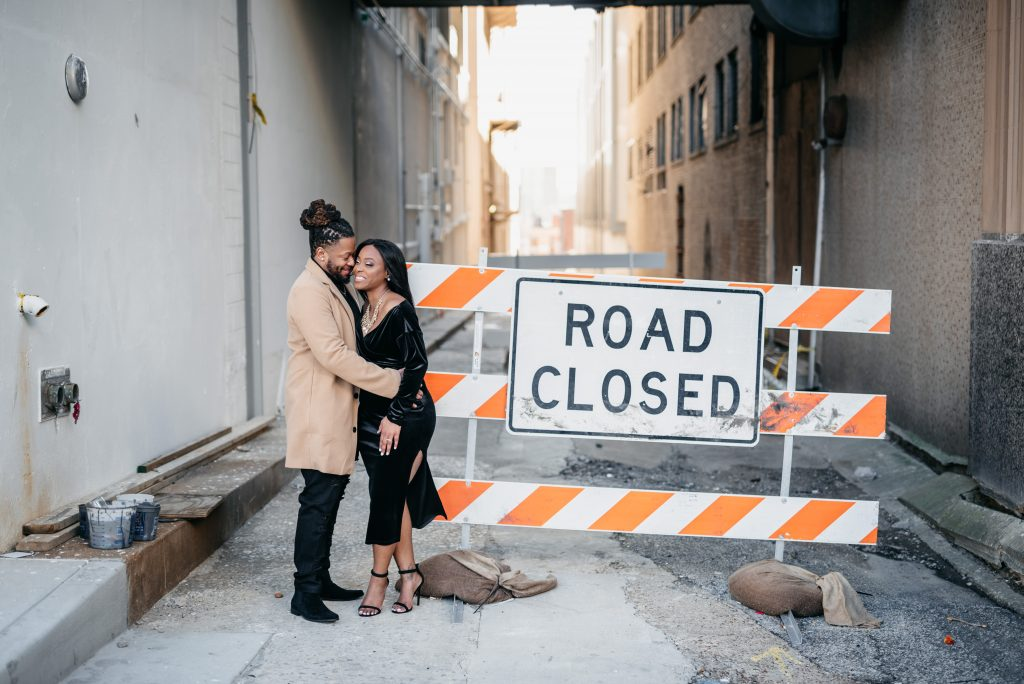 Memphis Engagement Session - Hotel Indigo 4 Dallas Wedding Photographer