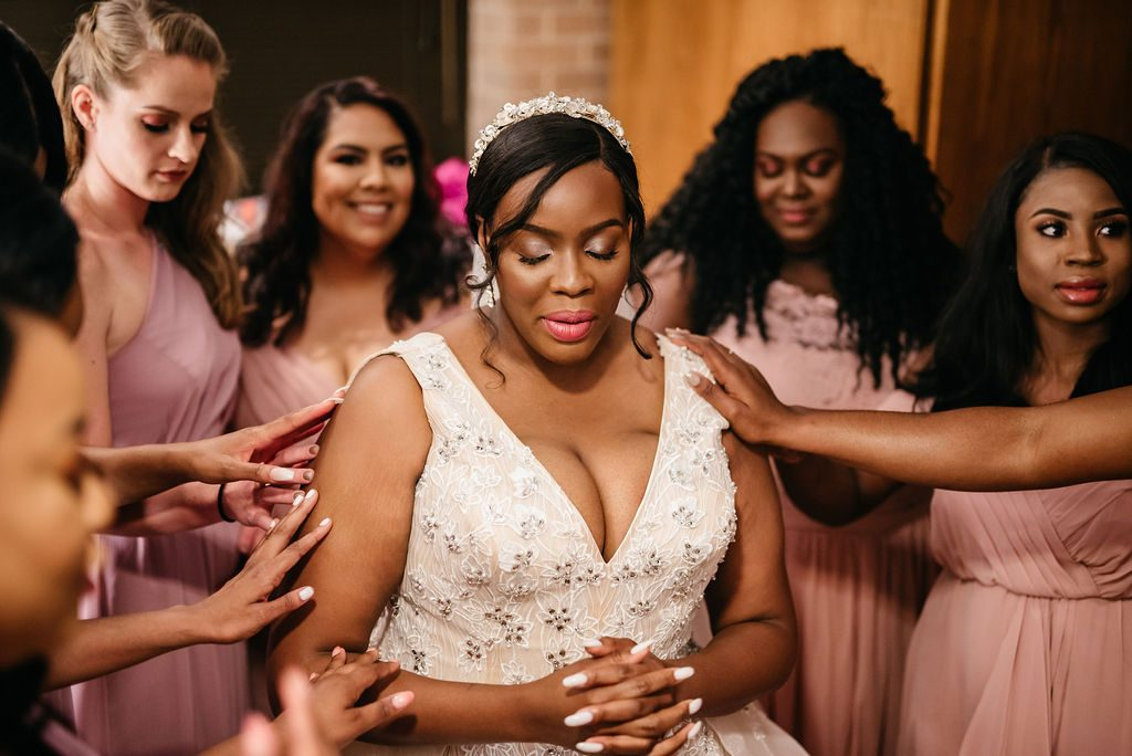 Daniel & Ashley - St Patrick Catholic Church - Dallas Nigerian Wedding 1 Dallas Wedding Photographer