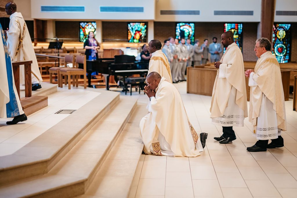 Daniel & Ashley - St Patrick Catholic Church - Dallas Nigerian Wedding 4 Dallas Wedding Photographer