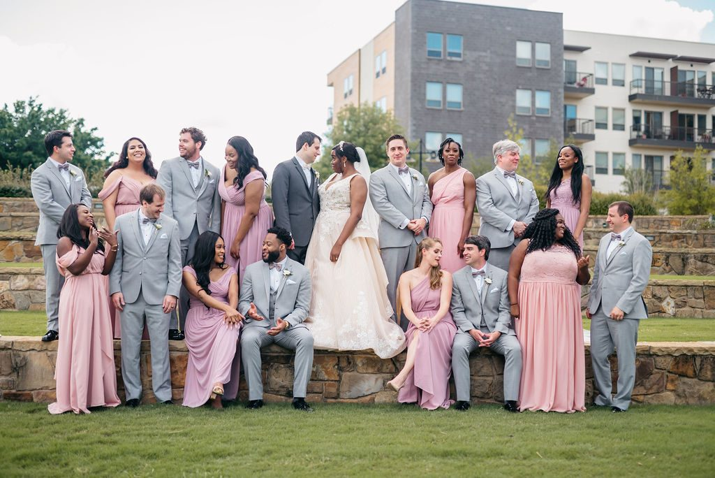 Daniel & Ashley - St Patrick Catholic Church - Dallas Nigerian Wedding 11 Dallas Wedding Photographer