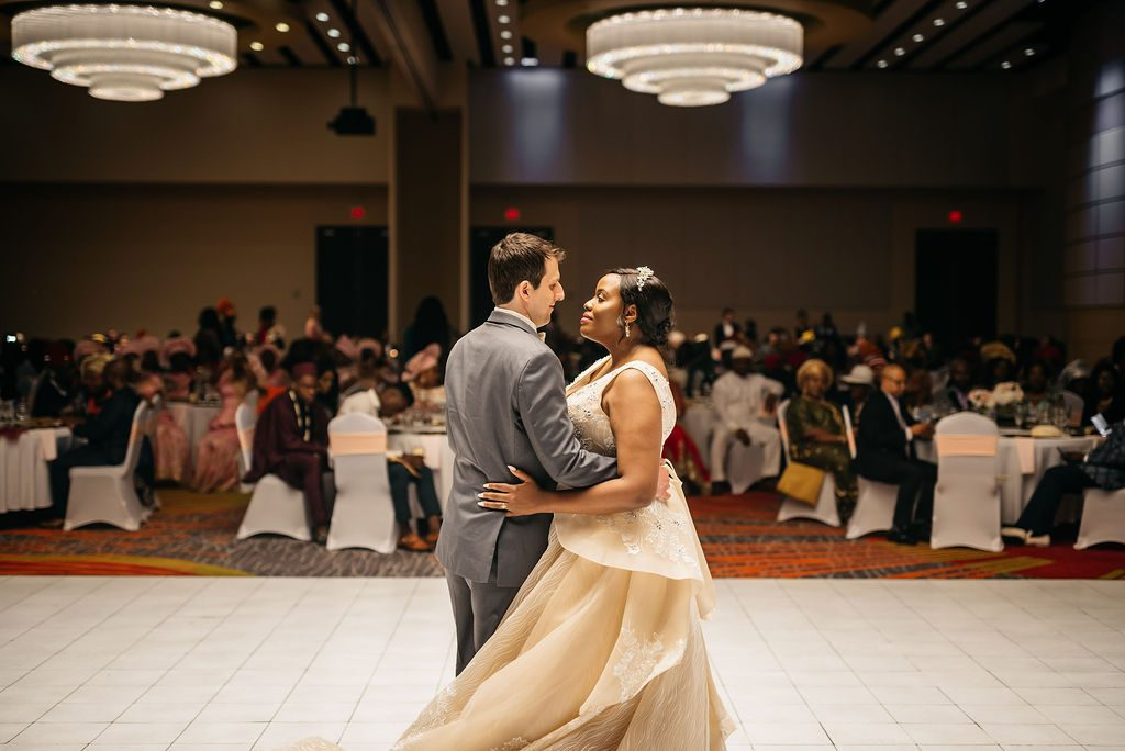 Daniel & Ashley - St Patrick Catholic Church - Dallas Nigerian Wedding 14 Dallas Wedding Photographer