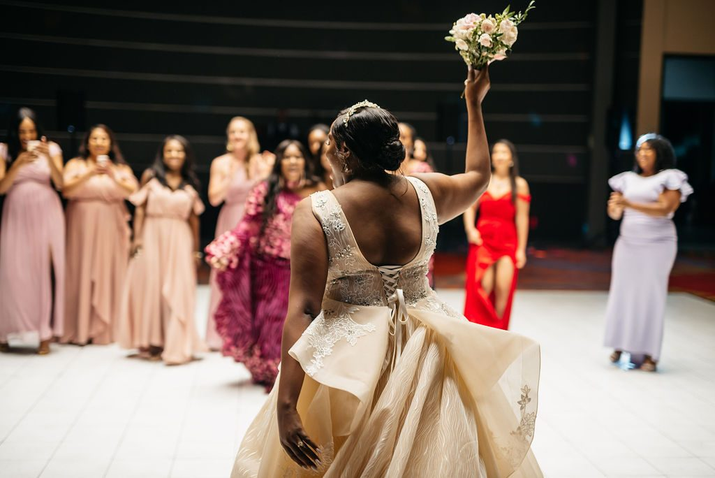 Daniel & Ashley - St Patrick Catholic Church - Dallas Nigerian Wedding 20 Dallas Wedding Photographer