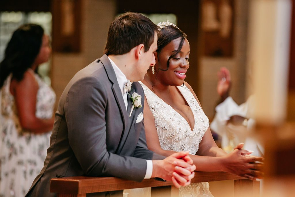 Daniel & Ashley - St Patrick Catholic Church - Dallas Nigerian Wedding 9 Dallas Wedding Photographer
