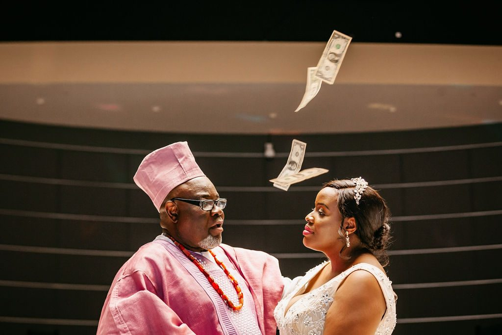 Daniel & Ashley - St Patrick Catholic Church - Dallas Nigerian Wedding 24 Dallas Wedding Photographer