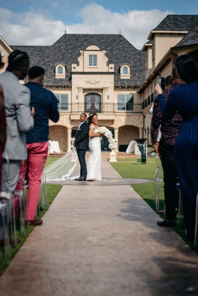 DFW Mansion Wedding Venues