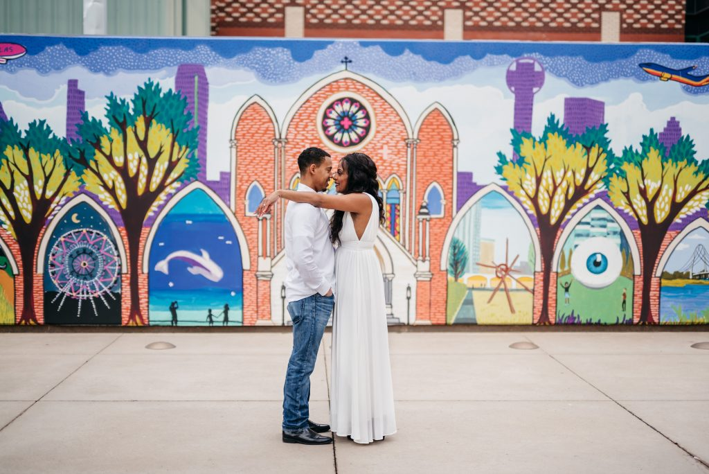 Dallas Modern Engagement Session 3 Dallas Wedding Photographer