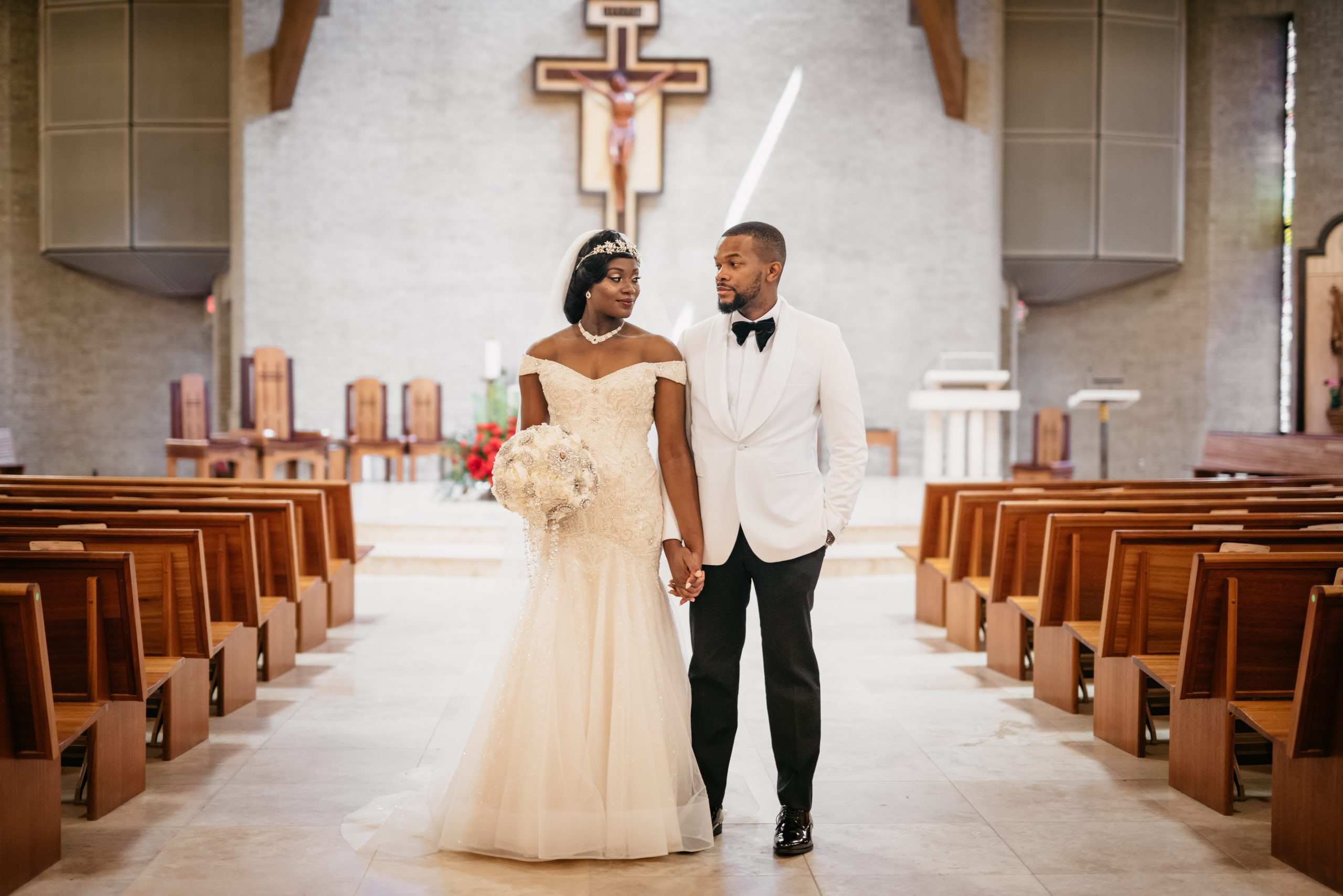 Chidi & Sylvia - Dallas Nigerian Wedding - The Palms