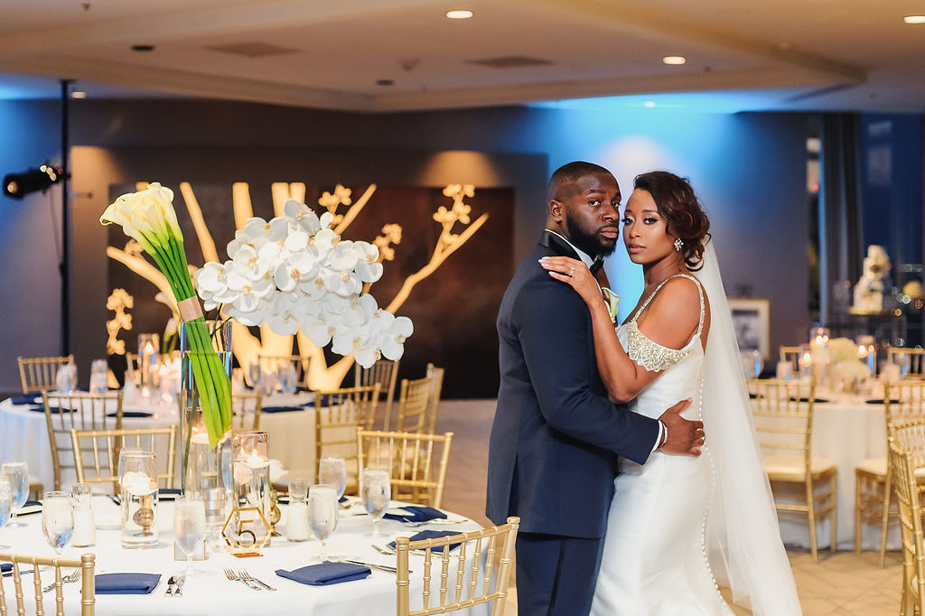 Christian & Jilyian -  Charming Dallas Sheraton Hotel Wedding