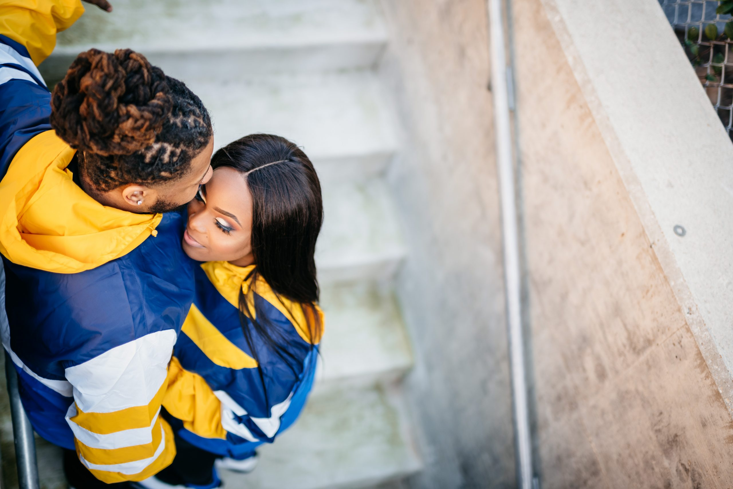 Nike-Engagement-Session-African-American-Wedding-Photographer