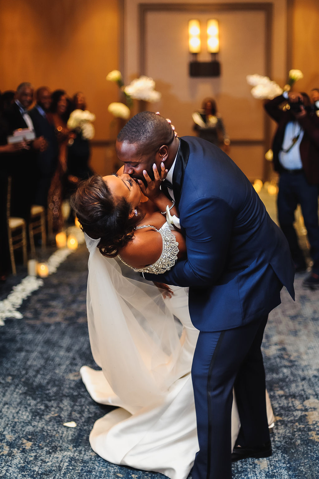 Dallas Sheraton Hotel Wedding – Wedding Photographer- African American Wedding Photographer