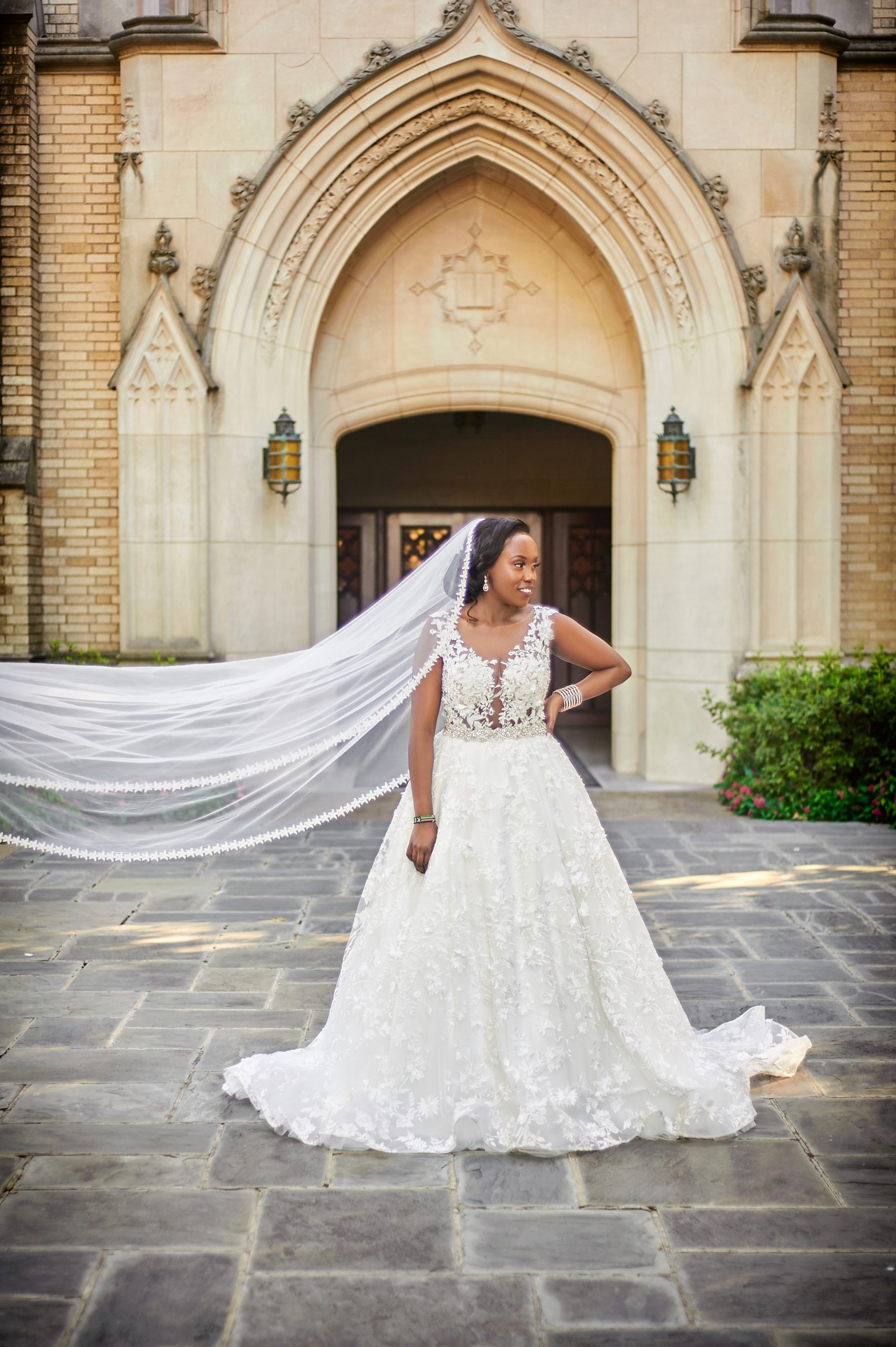 highland park presbyterian church wedding-dallas kenyan wedding