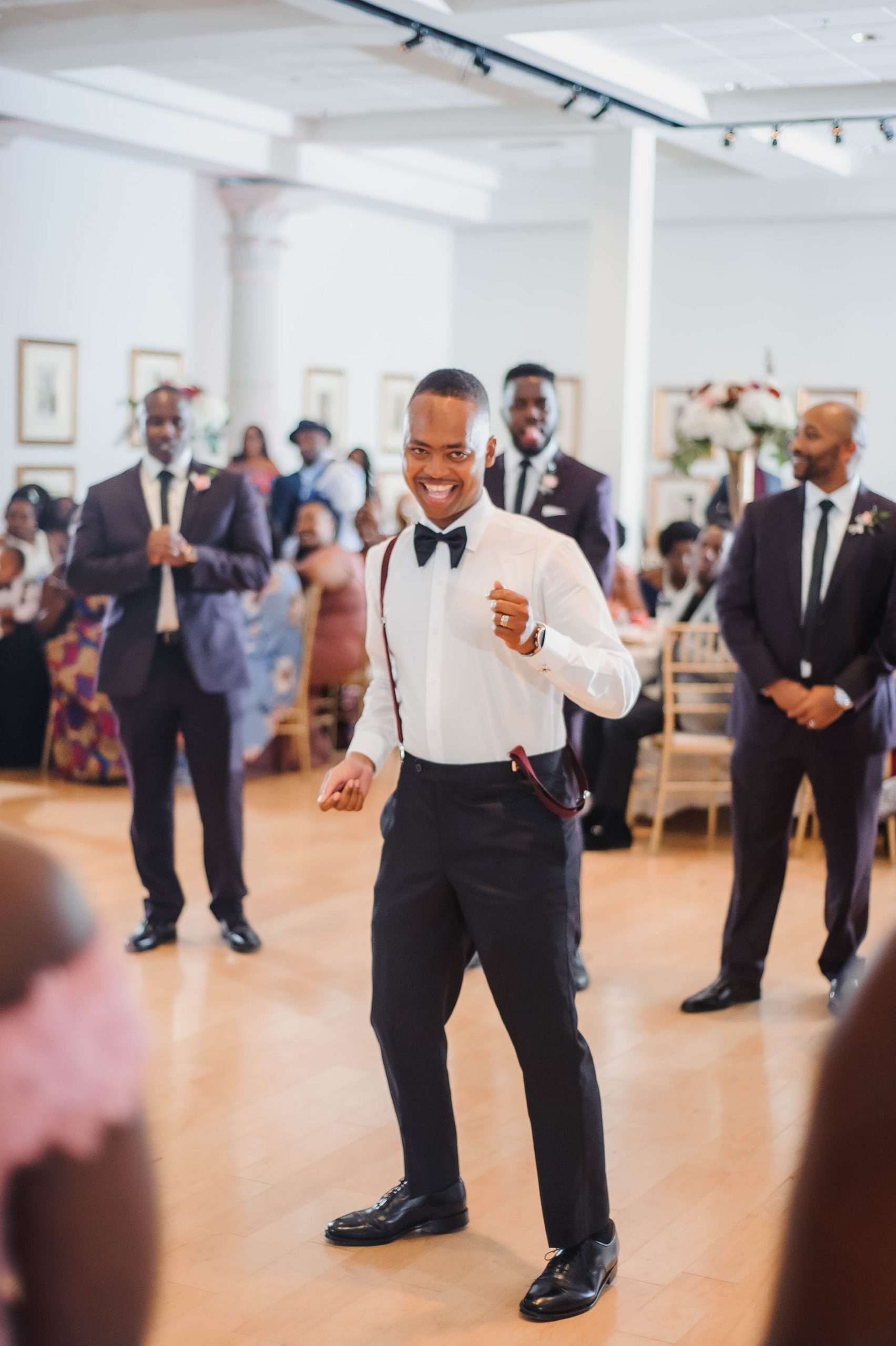 BIBLICAL ARTS MUSEUM – DALLAS KENYAN WEDDING