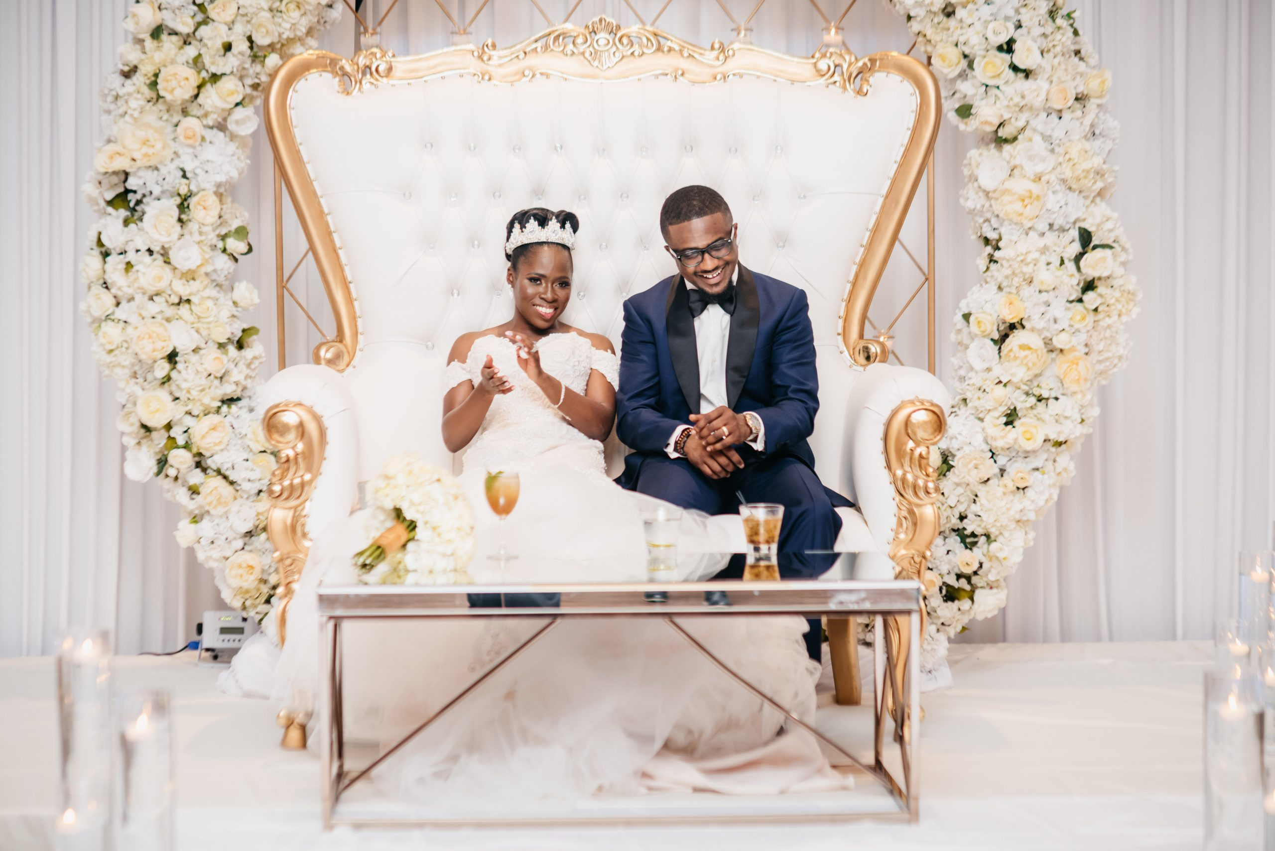 Tayo & Catherine - Dallas Palms - Dallas Nigerian Wedding