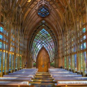 4 Beautiful Wedding Chapels in Arkansas