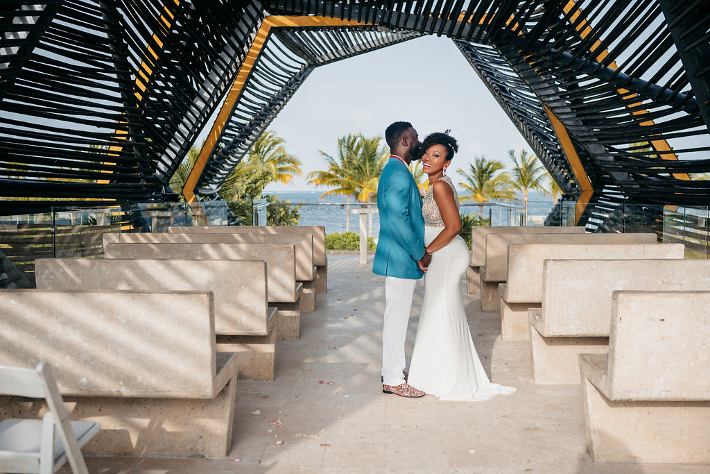 Royalton Riviera Cancun Destination Wedding Photographer Dallas