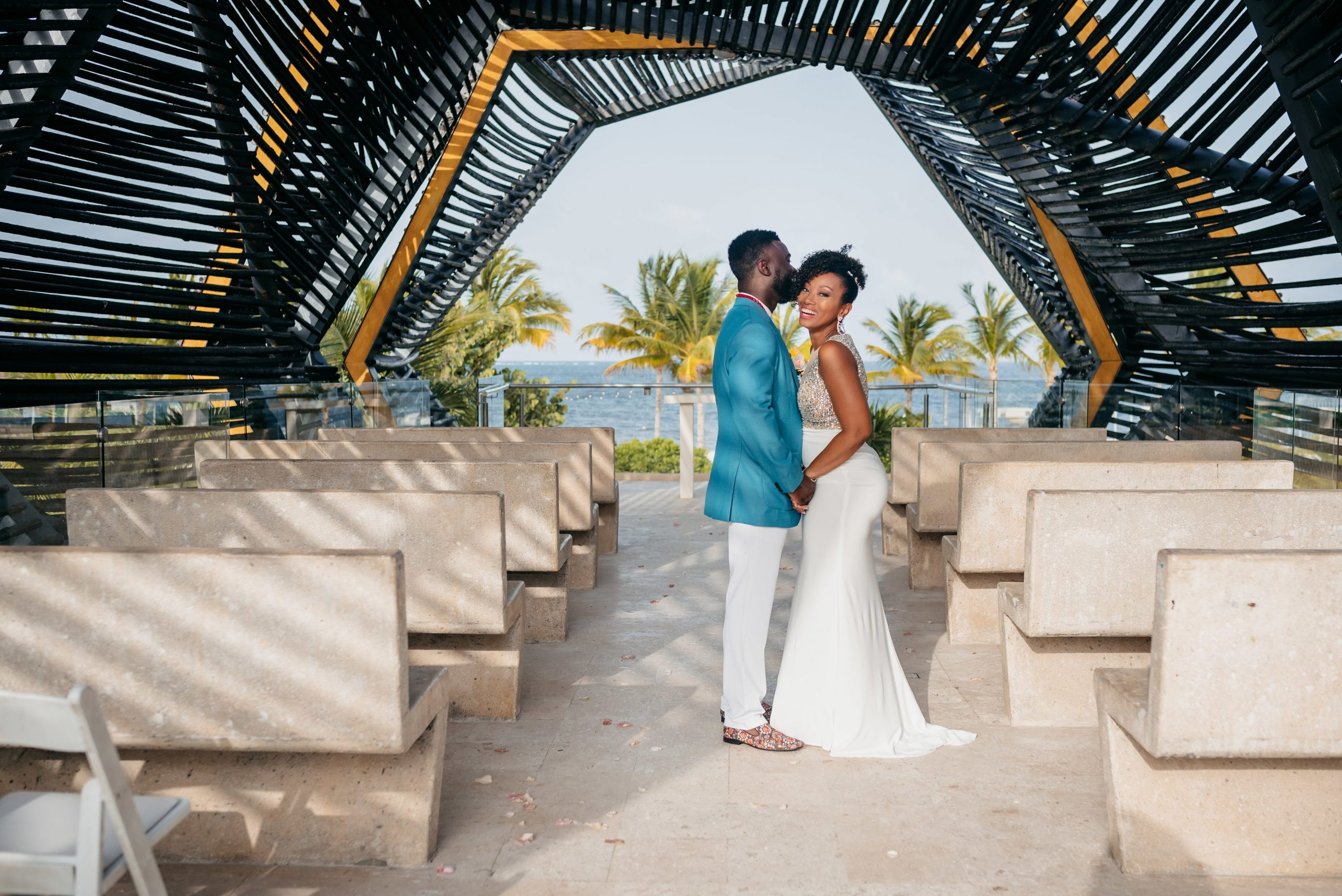 Royalton Riviera Cancun Destination Wedding Photographer